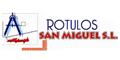 RÓTULOS SAN MIGUEL