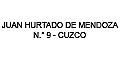 JUAN HURTADO DE MENDOZA N.º 9