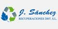 J. SÁNCHEZ RECUPERACIONES 2007